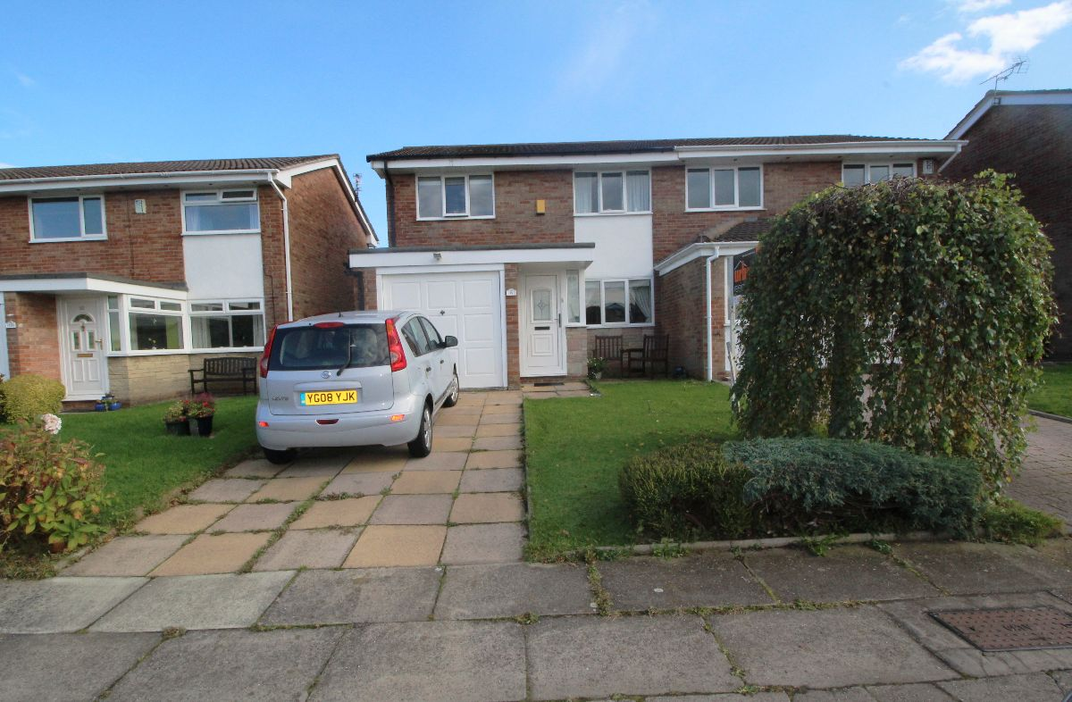 Charlesworth Close, Maghull