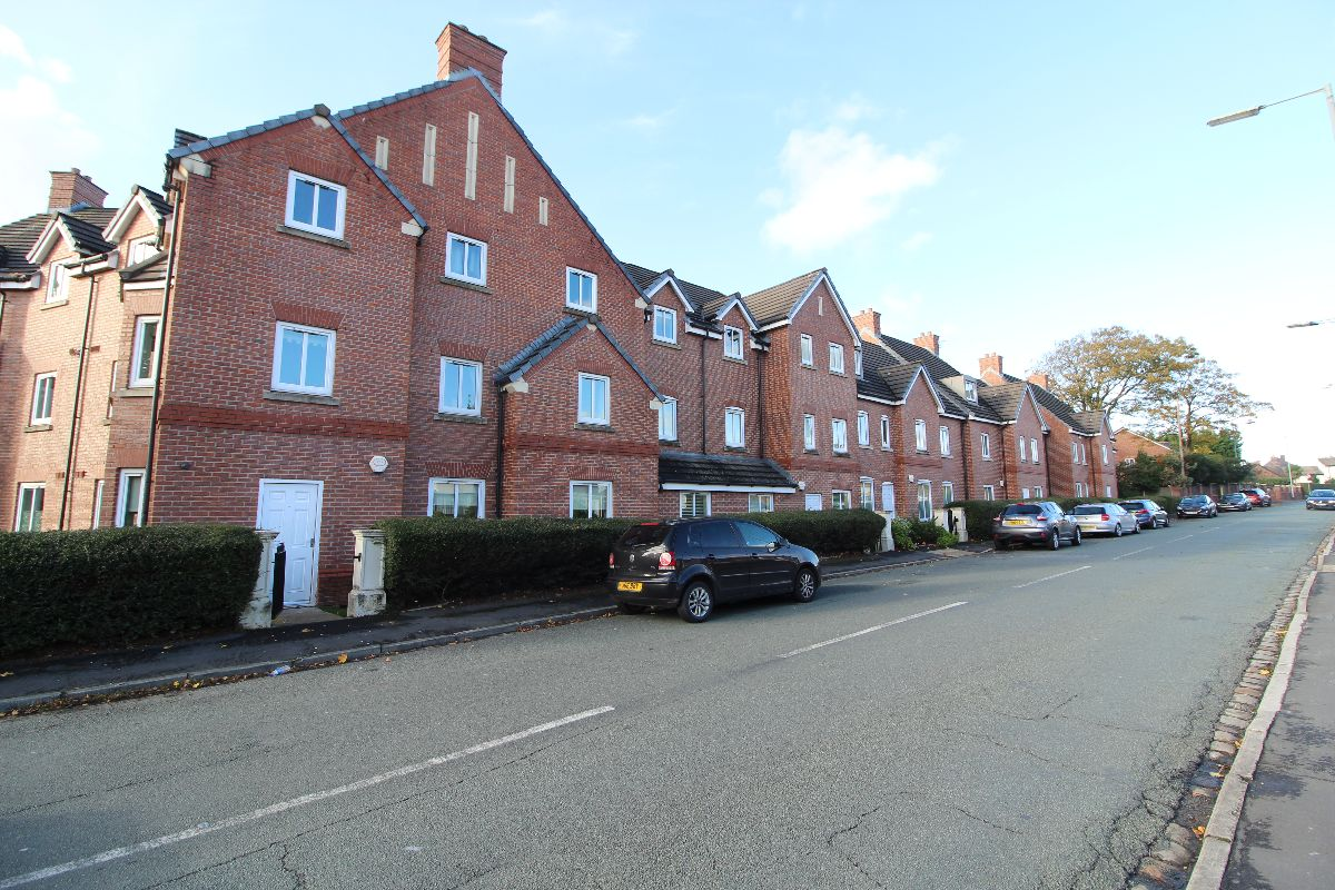 Flat , Aster Court,  Southport Road, Lydiate, Liverpool